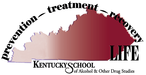 Kentucky School of Alcohol + Other Drug Studies Logo