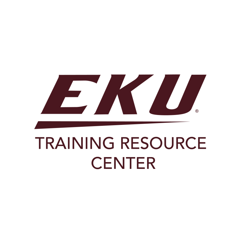 Eastern Kentucky University Training Resource Center